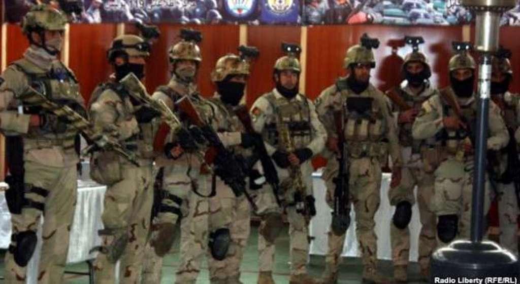 SHBA-shpenzon-miliona-dollarë-për-policinë-afgan